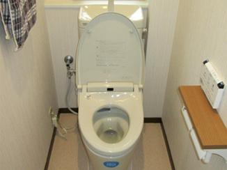 トイレリフォーム 思い通りの仕上がりになったトイレ