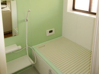 バスルームリフォーム お手入れ楽々!こだわりのジェットバスで快適なバスルーム