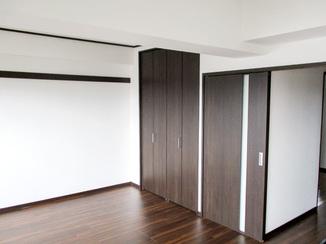 内装リフォーム 和室から洋室にしながらも、コストは抑えたLDK