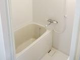 バスルームリフォームタイル貼り在来浴室からお手入れしやすいユニットバスへ