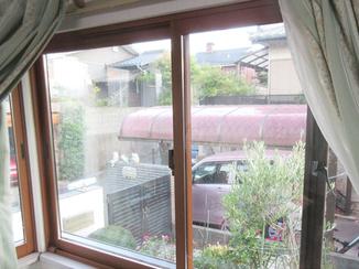 小工事 結露対策に内窓リフォーム
