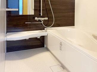 バスルームリフォーム 和室をバスルームへリフォーム