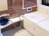 バスルームリフォームお家の雰囲気に合う、ひろびろとした快適なお風呂
