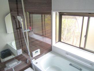 バスルームリフォーム 保温機能浴槽であたたかさが続くお風呂